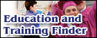 Education and Training Finder