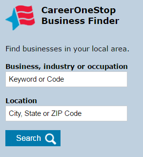 Business Finder Widget Image