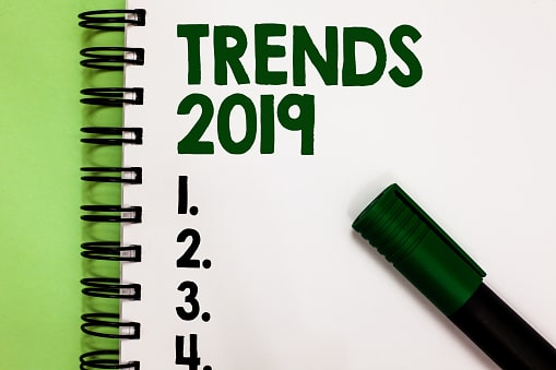 hottest trends 2019 image