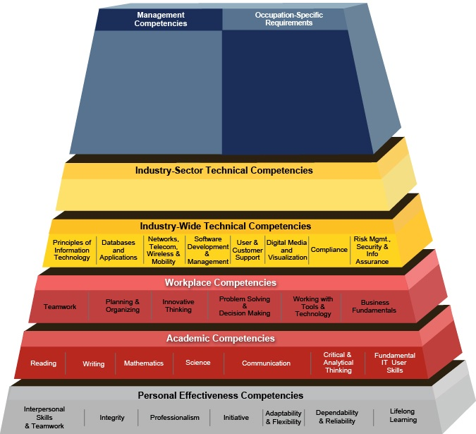 Competency Model Clearinghouse - Information Technology Industry ...